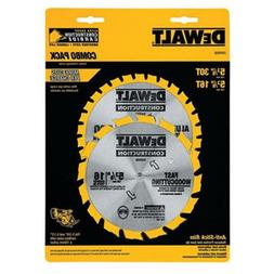 DEWALT DW9058 5-3/8-Inch Cordless Construction Saw Blade Com