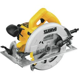 DEWALT 7-1/4 in. Circular Saw Kit DWE575 New
