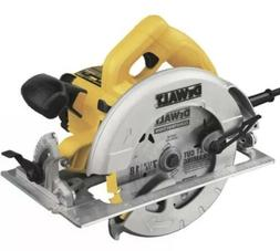 DEWALT DWE575SB 7-1/4-Inch Lightweight Circular Saw with Ele