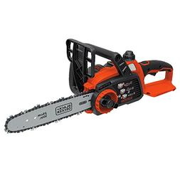 Electric Chainsaw Cordless Battery Powered Operated Saw Wood