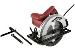 Hyper Tough 12-Amp 7-1/4-Inch Circular Saw with Steel Shoe,