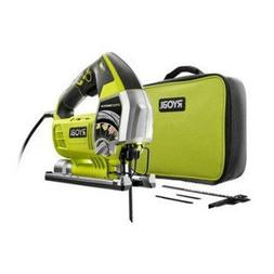 RYOBI JS651L1 6.1 Amp Variable Speed Orbital Jigsaw With Spe