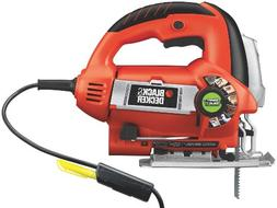 Black & Decker JS670V LineFinder Orbital Jigsaw with SmartSe