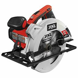 Skill Circular Saw with Laser Guide 15 Amp Electric 7-1/4 in