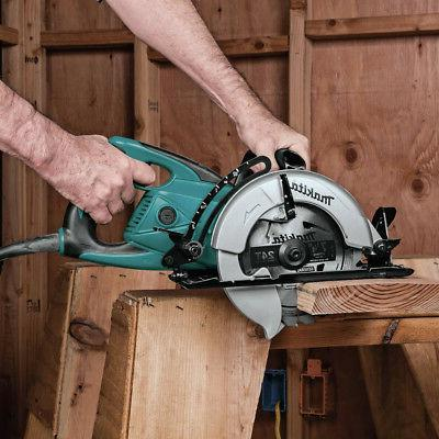 Makita Amp 7-1/4 in. Hypoid