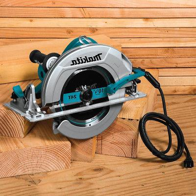 Makita 15 Amp RPM in. Corded Circular Saw HS0600