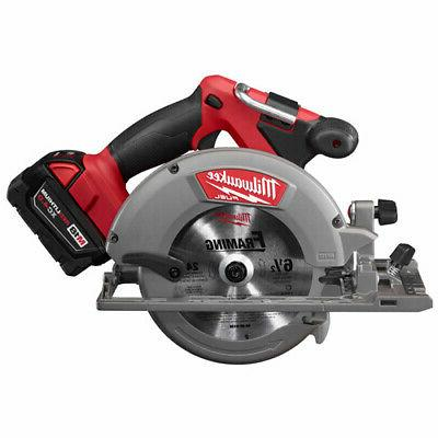 "Milwaukee 2730-21 M18 6-1/2"" with 1 Battery"
