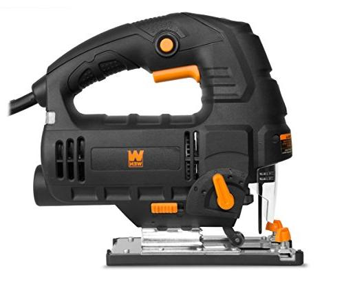 WEN 33606 6.6-Amp Speed Jig with and LED Light
