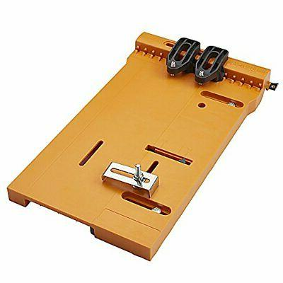 """Bora Circular Plate Guide . 50"""" Saw Sled For Straight, True"""