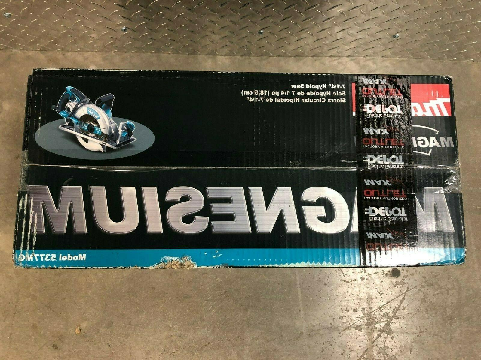 Makita 7 Hypoid 5377MG BRAND NEW SEALED!