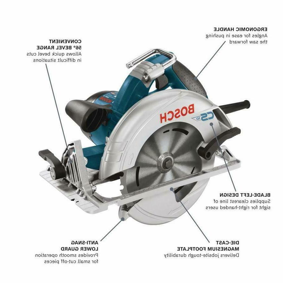 Bosch Corded Circular Saw with