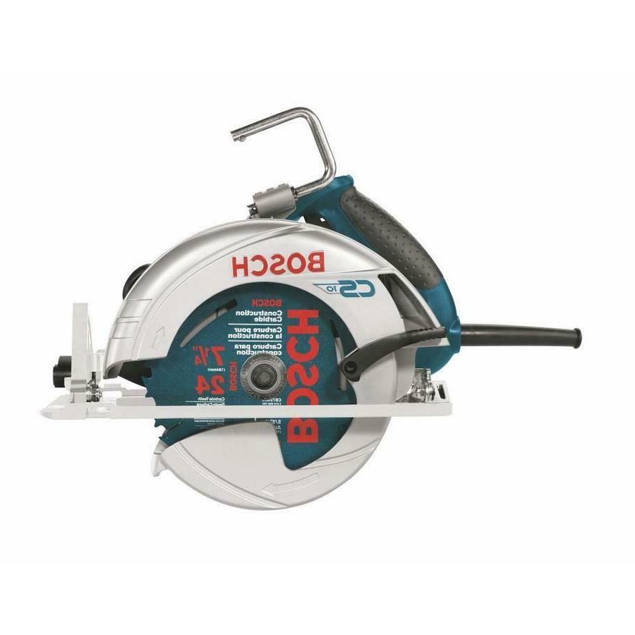 Bosch 7-1/4 inch Corded Circular Shoe and Robust