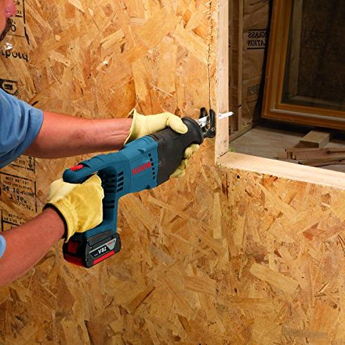 Bosch Bare-Tool Lithium-Ion Reciprocating
