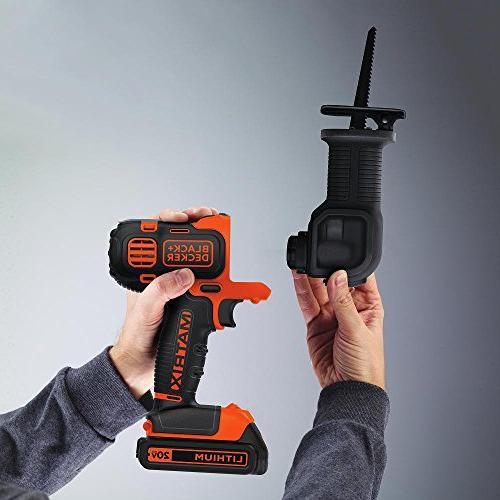 BLACK+DECKER Saw Attachment -