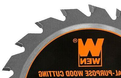 WEN 20-Tooth Woodworking Compact & Saw