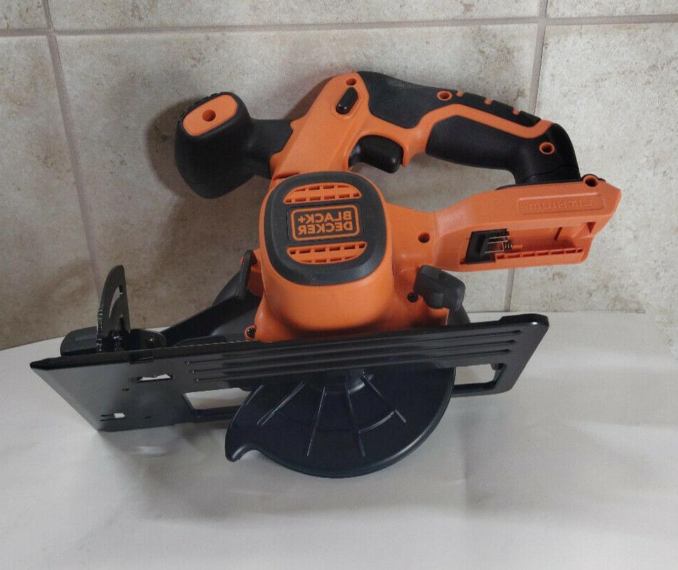 Black and Decker 20v Max Saw Only