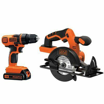 black and decker bd2kitcddcs 20 volt drill