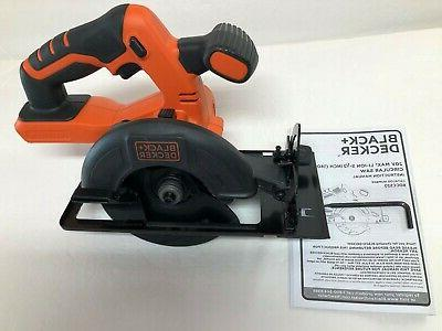 "Black 20V 20 5-1/2"" Lithium-Ion NEW"