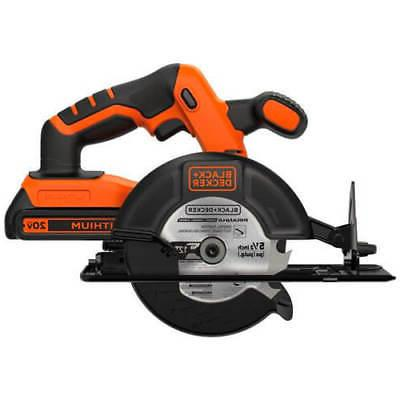 Black and 20-Volt MAX Cordless