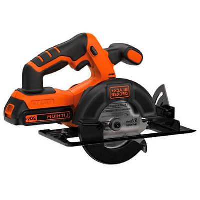 Black and Decker BDCCS20C 20-Volt MAX
