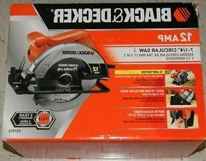 black decker 12 amp 7 1 4