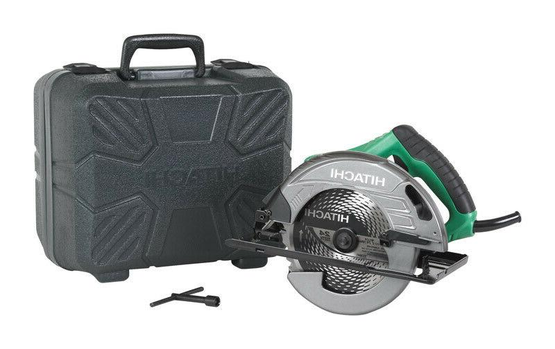 Hitachi C7ST 7-1/4-in 15 Amp Circular Saw Kit