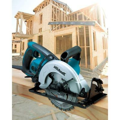 Makita Circular in. 15 Adjustable Worm Drive
