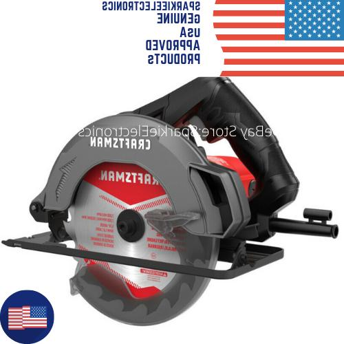 Craftsman Circular Saw 7 1/4 inch 15 amp corded with Magnesi