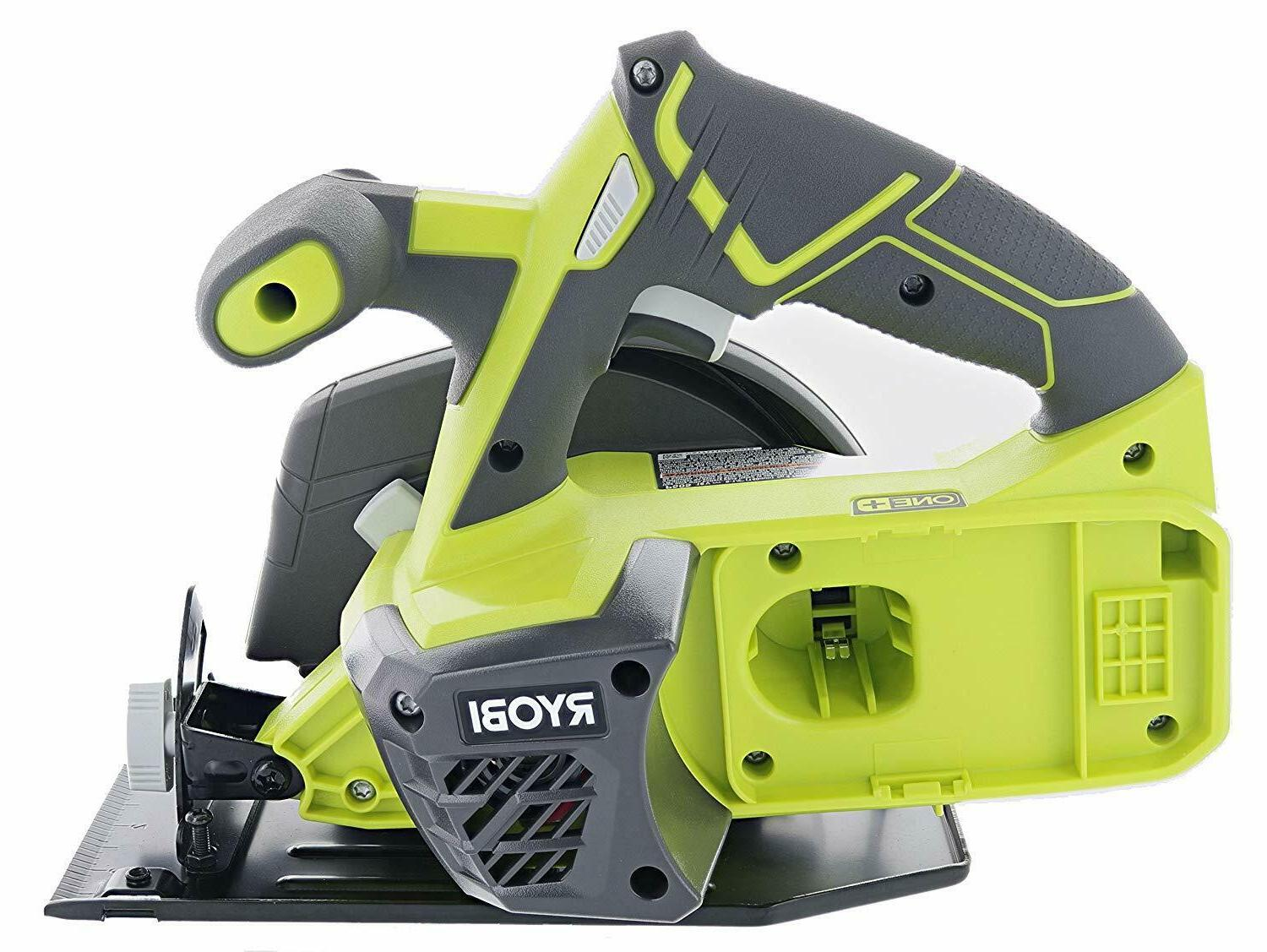 Circular Cordless Powered Lithium Ion Saws New