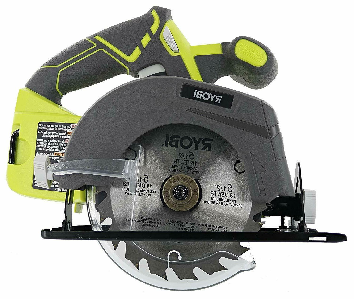 Circular Saw Powered Power Tool Lithium Ion Saws