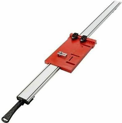 """Bora 543056K Plate Guide 50"""" Clamp and Saw Sled For Straight,"""