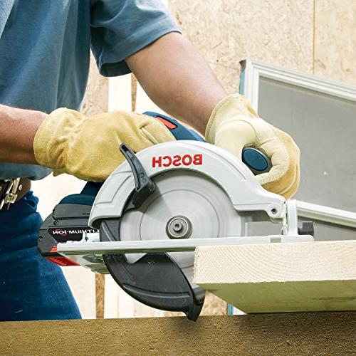 Bosch 18-Volt Lithium-Ion Cordless Combo Kit with Reciprocating Circular and Flashlight