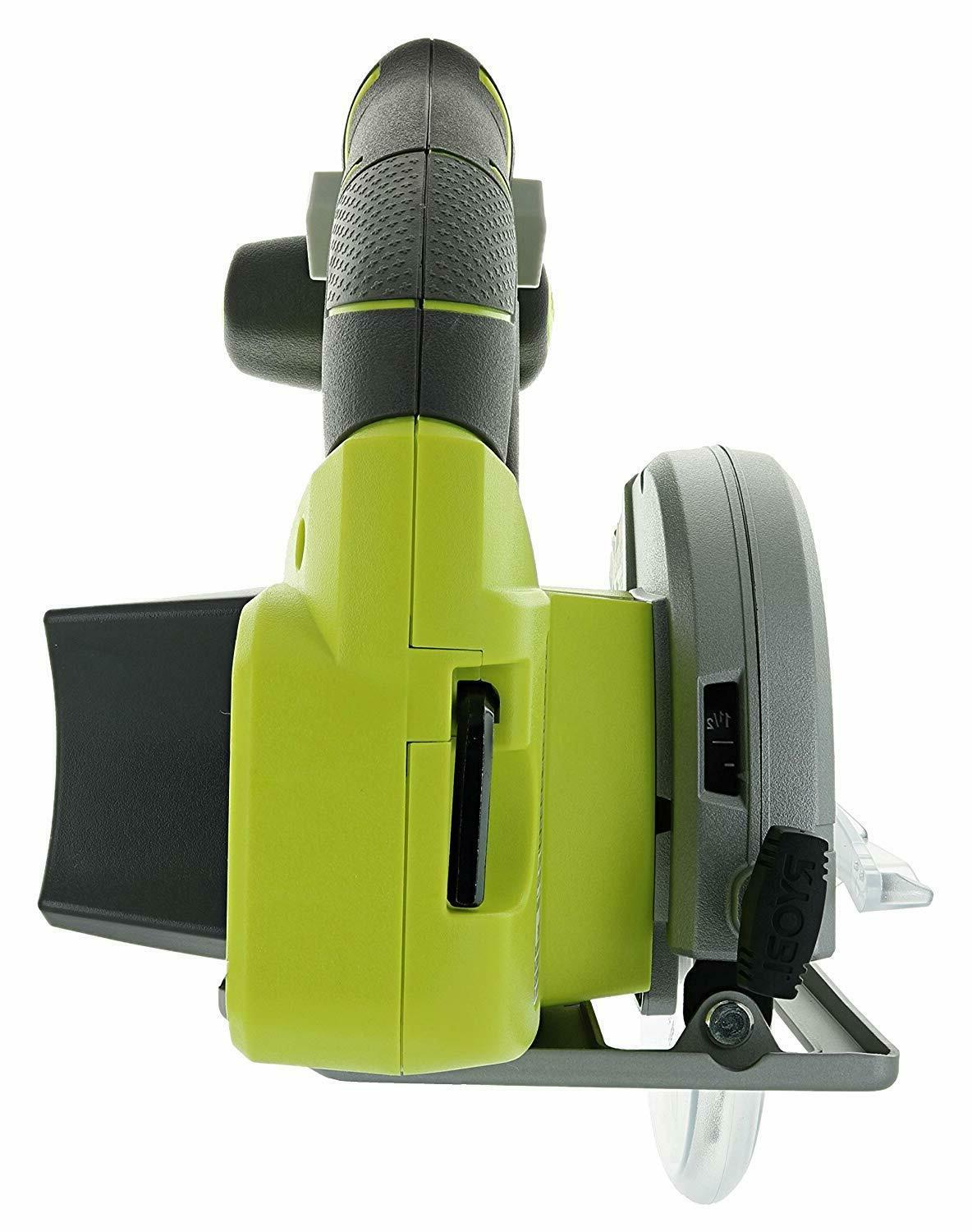 Ryobi with Guide Blade Tools
