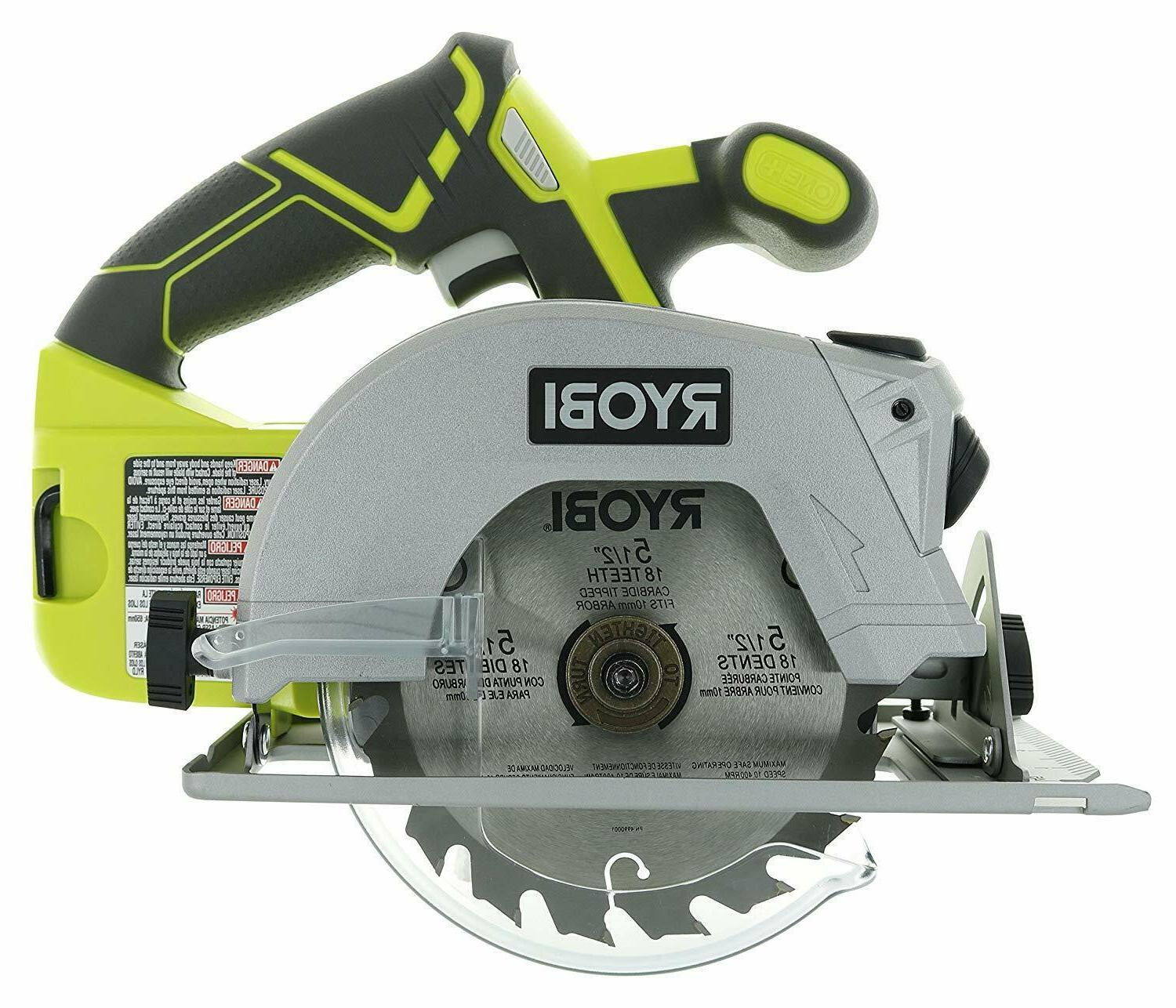 cordless circular saw with laser guide carbide
