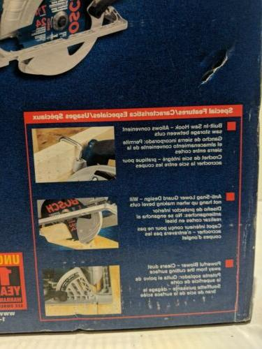 """Bosch 7 1/4"""" Saw Adjustable Levers"""