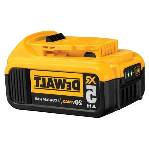 DEWALT DCB205 MAX XR Battery-Pack