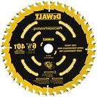 DEWALT DW9196 6-1/2-Inch 40T Cutting Precision Finishing Cir
