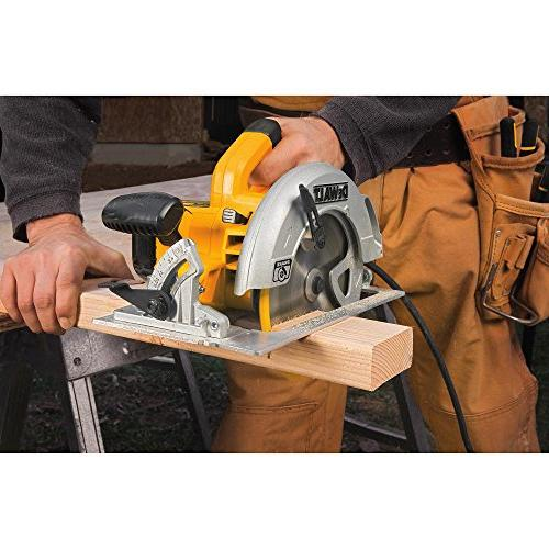 DEWALT DWE575SB 7-1/4-Inch Circular with Electric Brake