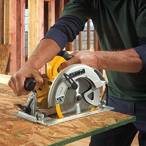 DEWALT Circular Saw with Brake