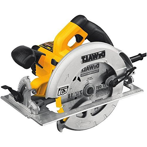 DEWALT 7-1/4-Inch Circular Saw with
