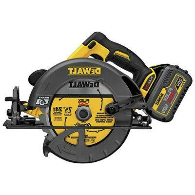 DEWALT MAX Li-Ion 7-1/4 Saw