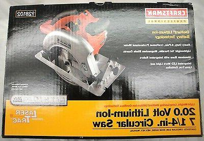 Craftsman Professional Lithium-Ion Circular Saw