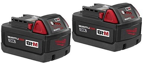 lithium ion cordless battery