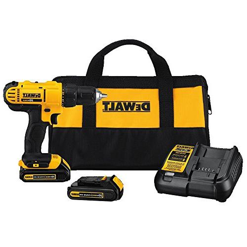 max lithium ion cordless drill