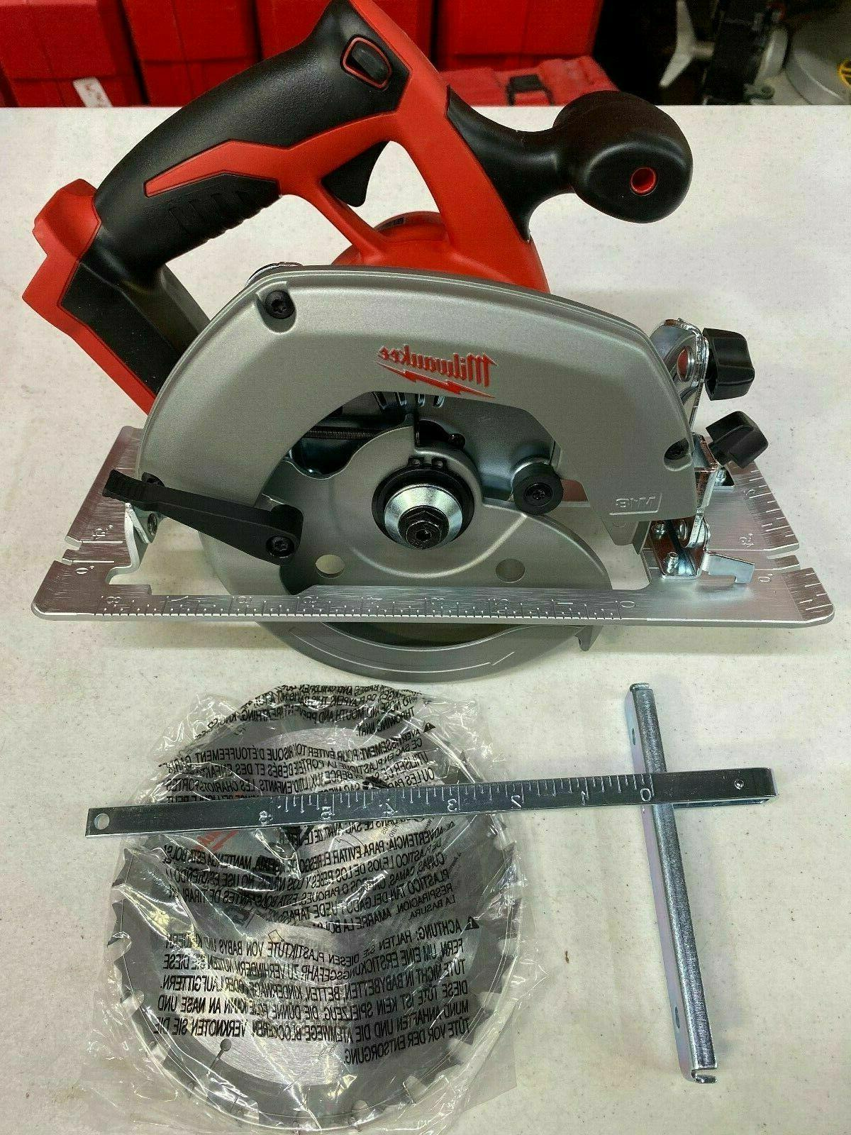 """New Volt 6 1/2"""" Saw With Guide"""