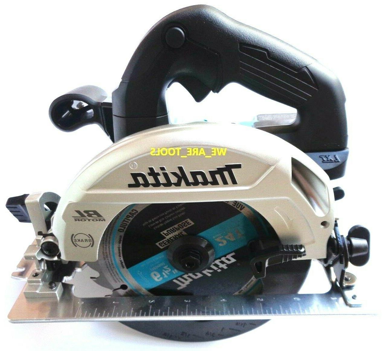 """New Compact Brushless 1/2"""" Saw LXT Cordless"""