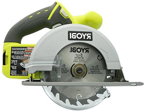 Ryobi One+ V 5 Inch Saw Carbide Blade