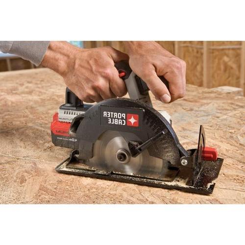 Porter-Cable Cordless 6 in. Saw
