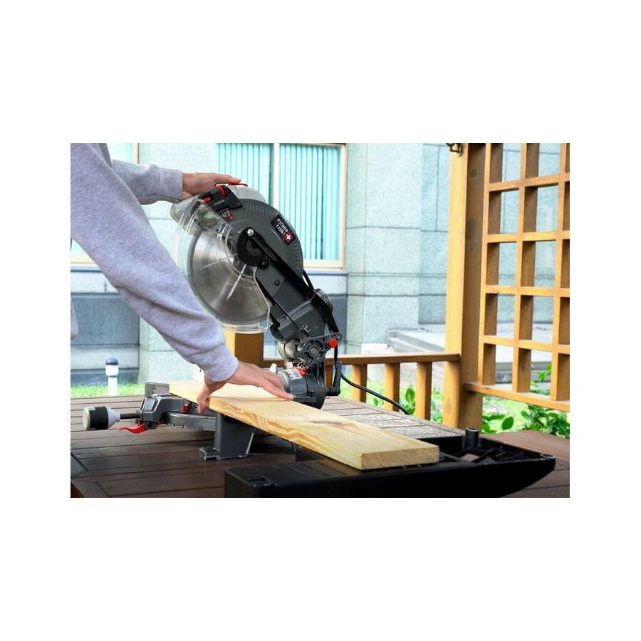 PORTER-CABLE 10-in Bevel Folding Compound Miter Saw