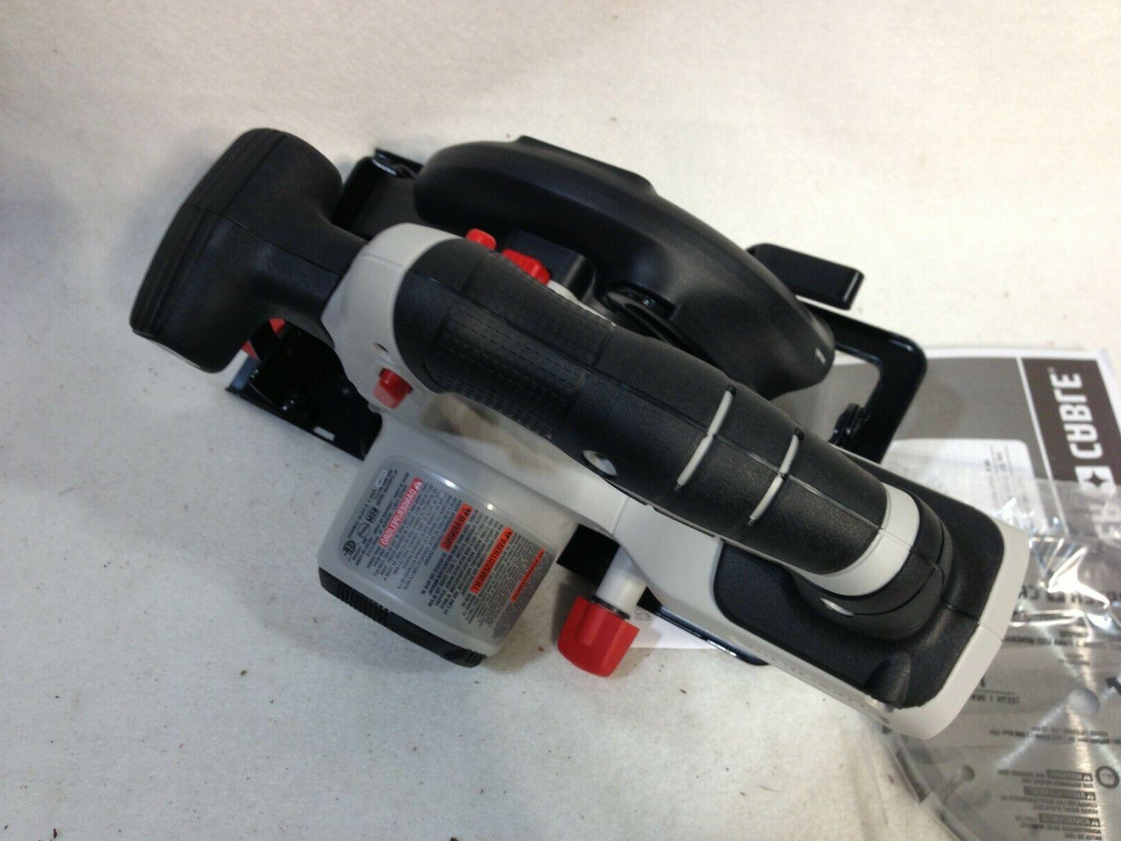 """Porter Cable Cordless 5-1/2"""" *Tool"""